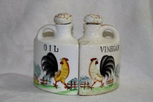 oil vinegar chicken