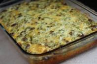 breakfast egg casserole
